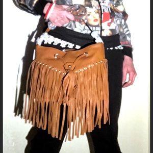 Handbags - NWT Isabelle Vegan Leather Shoulder Bag